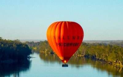 Barossa Hot Air Ballooning