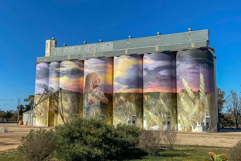 Silo Art Trail South Australia